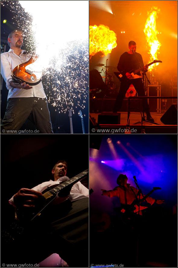 Brandstein-Collage Dirk