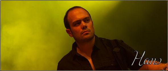 Brandstein-Gitarrist Hans