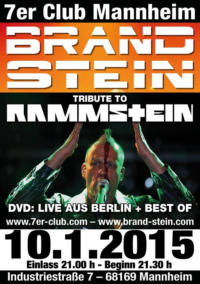 brandstein 7er club mannheim
